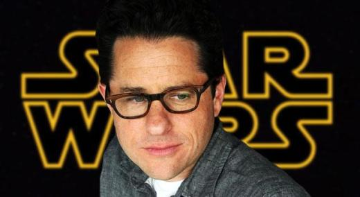 J.J. Abrams, Director of Star Wars: The Force Awakens