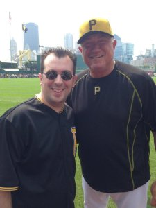 Popchock with Clint Hurdle